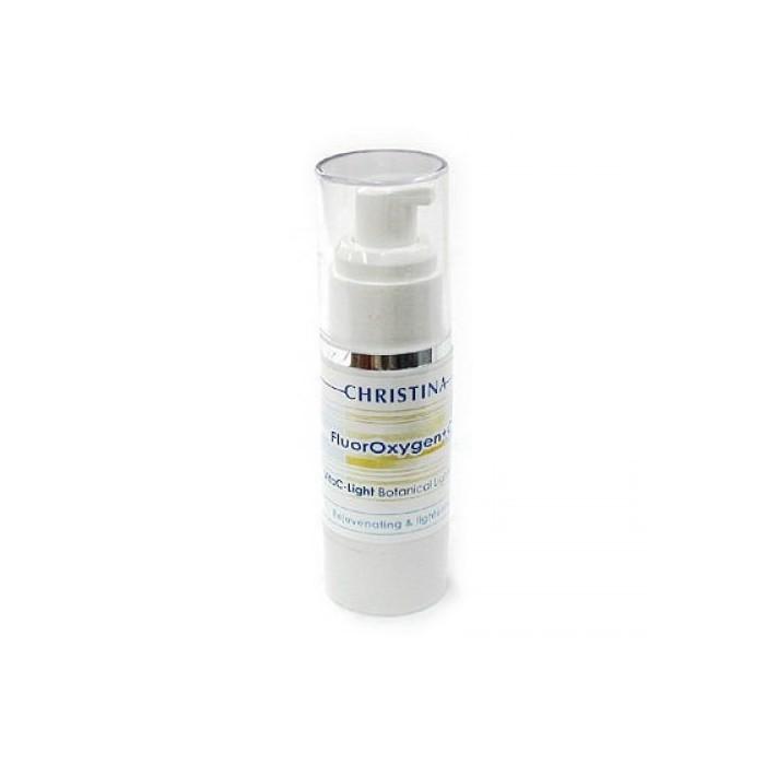 Осветляющая ботаническая сыворотка с витамином С, 30 мл / FluorOxygen +C Vita C Light Botanical Lightener, 30 ml