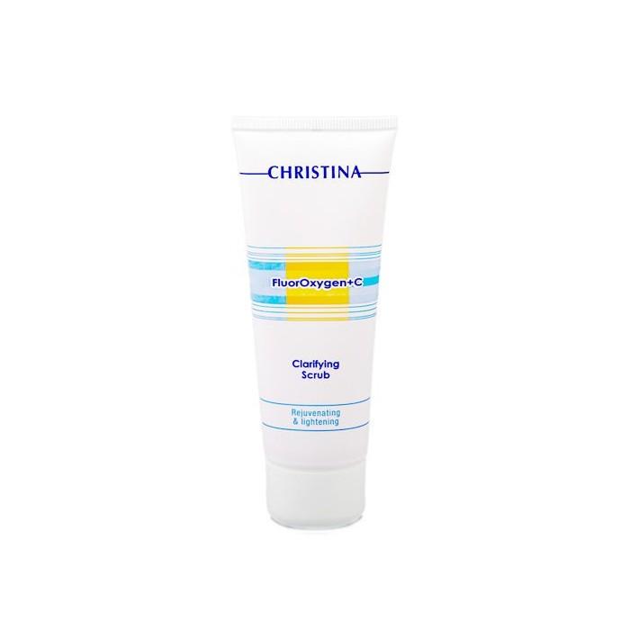 Очищающий скраб, 75 мл / FluorOxygen +C Clarifying Scrub, 75 ml