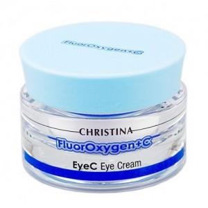 Крем под глаза СПФ 15, 30 мл, / FluorOxygen +C Eye Cream SPF 15, 30 ml