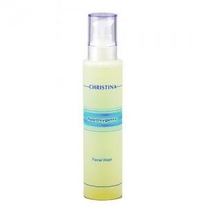Средство для очищения лица, 200 мл / Fluoroxygen+C- Facial Wash, 200 ml