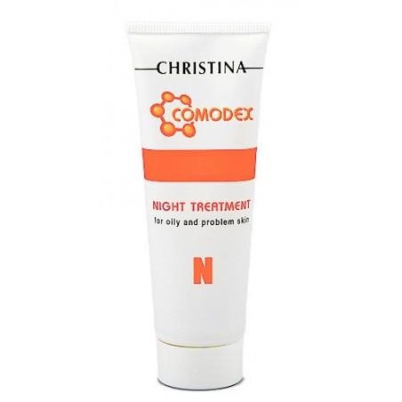 Ночная сыворотка, 50 мл / COMODEX N - Night Treatment, 50 ml
