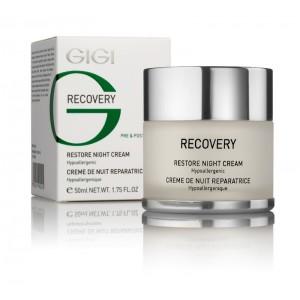 Ночной восстанавливающий крем 50 мл  / Recovery Restore Night Cream 50 ml
