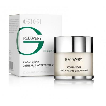 Увлажняющий крем для успокоения чувствительной кожи и кожи с элементами шелушения 50 мл/ RECOVERY - BECALM 50 ml