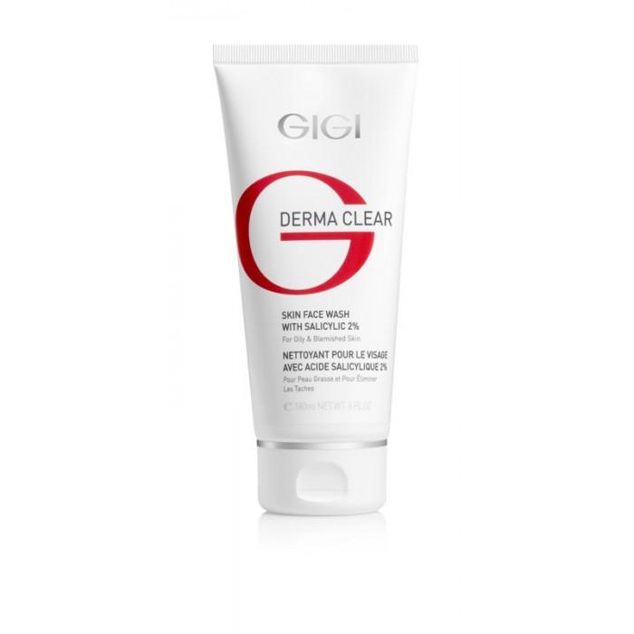 Мусс с салициловой кислотой, 200 мл / DC Skin Face Wash With Salicylic 2%, 200 ml
