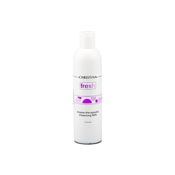 Арома-терапевтическое очищающее молочко для сухой кожи, 300 мл / Fresh-Aroma Theraputic Cleansing Milk for dry skin, 300 ml