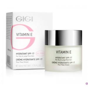 Увлажнитель Для Жирной Кожи 250 мл / Vitamin E Hydratant For Oily & Large Pore Skin Spf 17 250 ml