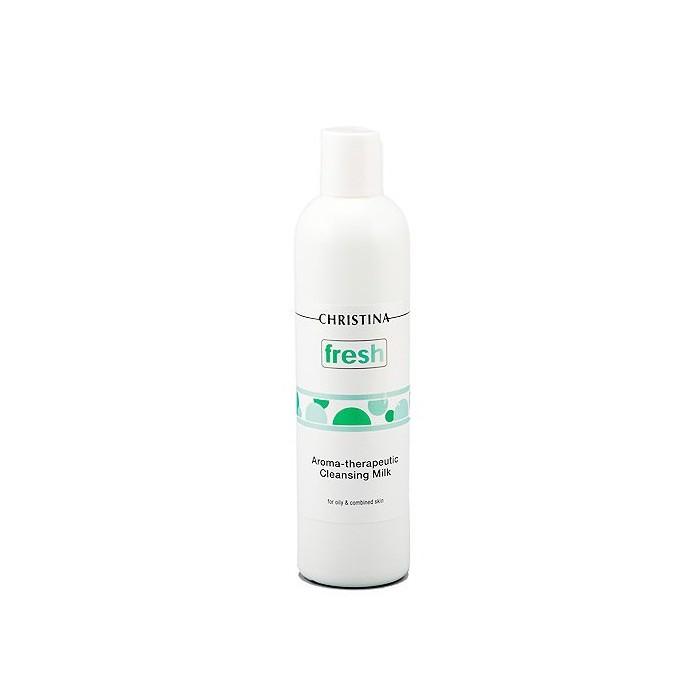 Арома-терапевтическое очищающее молочко для жирной кожи, 300 мл / Fresh-Aroma Theraputic Cleansing Milk for oily skin, 300 ml