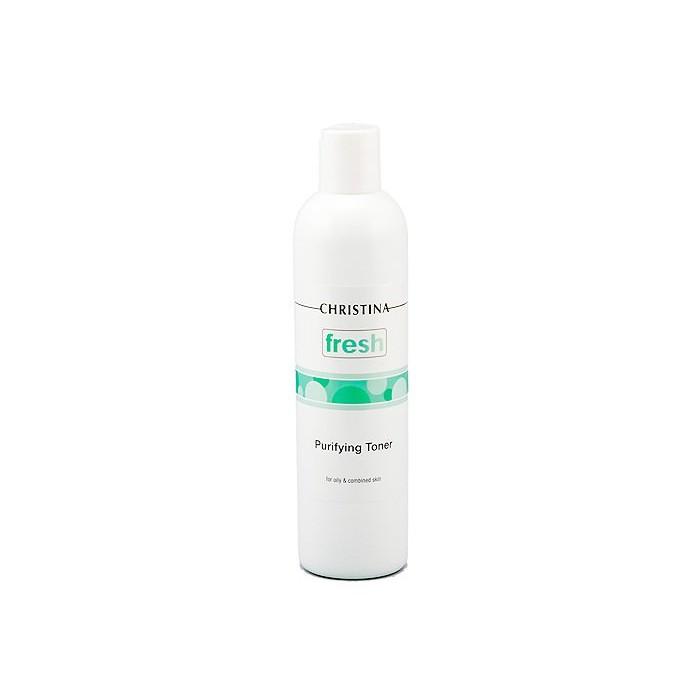 Очищающий тоник с лемонграссом для жирной кожи, 300 мл / Purifying Toner for oily skin with Lemongrass, 300 ml