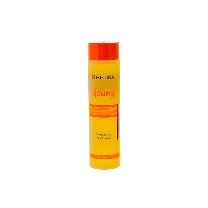 Увлажняющее моющее средство для лица, 200 мл / Forever Young Moisturizing Facial Wash, 200 ml