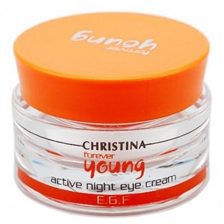 Активный ночной крем для кожи вокруг глаз, 30 мл / Forever Young Active Night Eye Cream, 30 ml