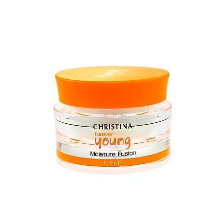 Крем для интенсивного увлажнения кожи, 50 мл / ForeverYoung Moisture Fusion Cream, 50 ml