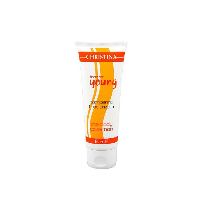 Крем для ухода за кожей ступней ног, 75 мл / Pampering Foot Cream, 75 ml