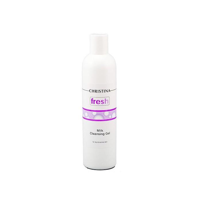 Молочное мыло для сухой и нормальной кожи, 300 мл / Fresh Milk Cleansing Gel, 300 ml