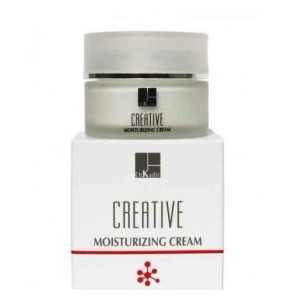 Увлажняющий крем, 250 мл/ Creative moisturizing cream for dry skin 250ml