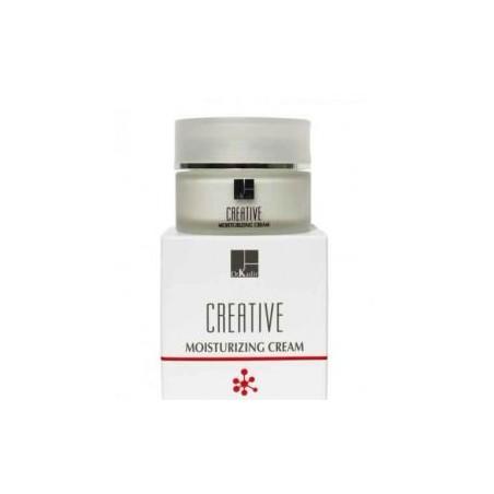 Увлажняющий крем, 50 мл / Creative moisturizing cream for dry skin, 50 ml