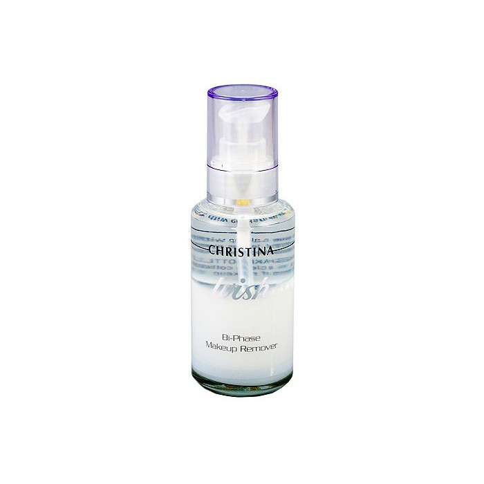 Двухфазное средство для снятия макияжа для всех типов кожи, 100 мл / Wish Bi Phase Makeup Remover, 100 ml